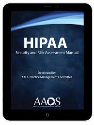hipaa security and risk assessment manual
