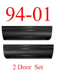 94 01 dodge front lower door skin set mrtaillight com online store