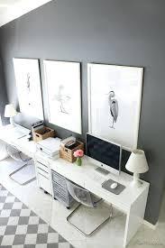 Ikea Desk Office Ikea Desk Office Best Home Ideas On Two Seat Workspace Via Coco