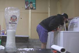 Challenge La Beast La Beast Tried To Chug A Gallon Of Curdled Milk Here S What