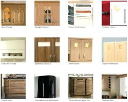 kitchen door fronts and drawer fronts best kitchen doors and