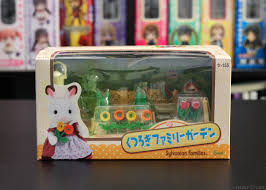 sylvanian families garden set review sylvanian families u2013 relaxing family garden u2013 shelf life