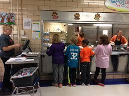 thanksgiving lunch bridgepoint elementary school