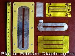 ribbon tweeter daniel manufacturer and distributor of high end speakers