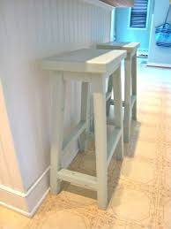 Wooden Bar Stool With Back Best 25 Diy Bar Stools Ideas On Pinterest Custom Bar Stools
