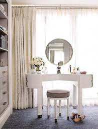 White Bedroom Dressing Tables White Vanities For Bedroom Inspirations Including Silver Antique