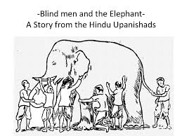 Blind Man And Elephant World Religions Ppt Online Download
