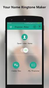 my name ringtone maker amazon co uk appstore for android