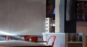 beton ciré mur cuisine beton cire mur stunning beton cire mur cuisine pour un mur effet
