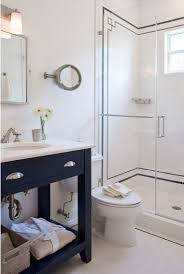 Neutral Color Bathrooms - modern unique navy bathroom vanity be inspired to paint your