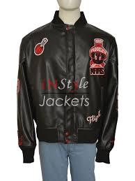marvin the martian black er jacket instylejackets