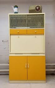 Vintage Kitchen Cabinet Retro 50s 60s Vintage Kitchen Cabinet Wall Hanging Cupboard Unit