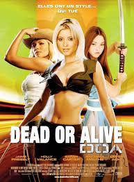 Holly Valance Dead Or Alive Doa Dead Or Alive Movie 2007