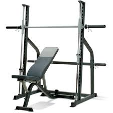 marcy sm600 smith machine and adjustable utility weight bench