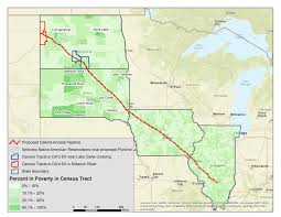 Red Line Chicago Map by Native Rights And Concerns At Standing Rock The Important Role Of