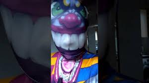 morphsuits spirit halloween killer clown morphsuit youtube