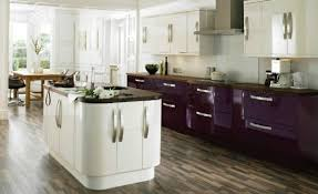 deco cuisine violet la déco cuisine 20 idées fraiches et modernes