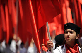 Red Flag Day May Day Around The World