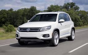 tiguan volkswagen 2014 volkswagen tiguan review autofluence