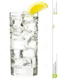 vodka soda vodka tonic clear soda on white stock photo image 58160561
