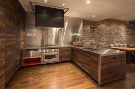 kitchen wall covering ideas distressed wood paneling kitchen all modern home designs
