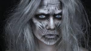Cleopatra Makeup Tutorial Halloween Costume Ideas Youtube White Walker Makeup Youtube