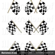 Checkered Flag Eps Checkered Flag Clipart 1117091 Illustration By Vector Tradition Sm