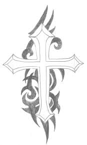 cross tattoo by animeboy1321 on deviantart