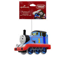 hallmark friends the tank engine tree