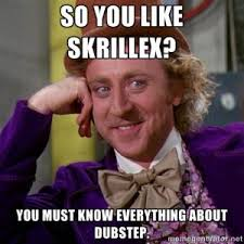 Skrillex Meme - skrillex meme kappit