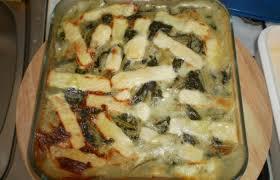 cuisiner les cotes de blettes gratin de cote de blettes recette dukan pl par utilisateur67660