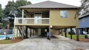 myrtle beach property management myrtle beach rental properties short term rental through may minimum 5 months walking distance to the beach just 2 short blocks this raised beach house is fully furnished and move read
