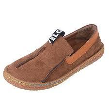 womens walking boots sale uk blivener casual suede loafer slip on walking shoes