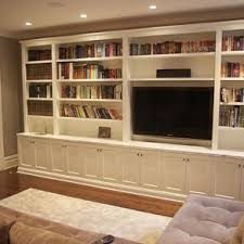 Cost Of Built In Bookcases Custom Built Wall Units U0026 Custom Made Built In Tv Wall Units