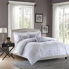 buy silver king comforter set from bed bath u0026 beyond