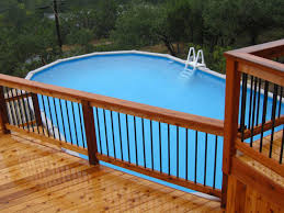 Above Ground Pool Patio Ideas Above Ground Pool Images The Above Ground Pool Company