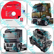renault trucks impact 04 2016 epc catalog and repair manual ebay