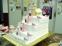 wedding cake steps kathy s keative kakes steps wedding cake