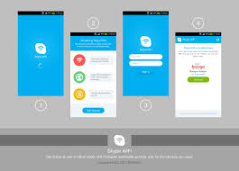 app android skype wifi android app by dxgraphic on deviantart