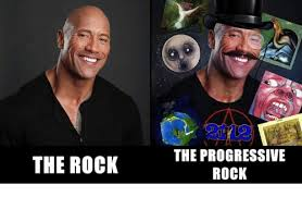 Rock Meme - the rock the progressive rock the rock meme on me me