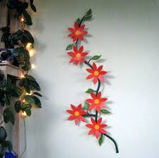 articles with metal wall art flowers uk tag metal wall decoration