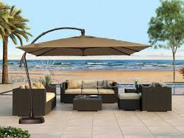 Patio Umbrellas Clearance by Patio 62 Large Patio Umbrellas The Best Rectangular Patio