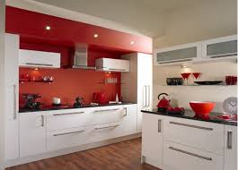 red and white kitchen designs red and white kitchen design home sweet home pinterest