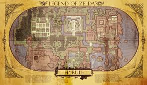 Termina Map Hidden Alttp Map Found Canon Or Not Theorizing Zelda Universe