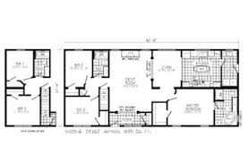 log home layouts the 17 best two 4 bedroom house plans building plans