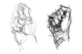 what does it mean to do a gestural drawing