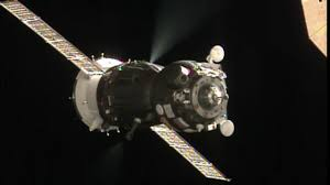 nasa tv live coverage of soyuz ms 04 docking with the iss youtube