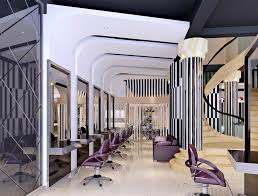 hair salon design ideas and floor plans image collections home