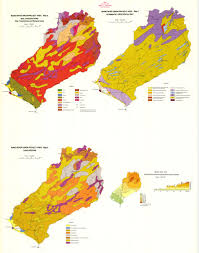 Liberia Map The Soil Maps Of Africa Display Maps