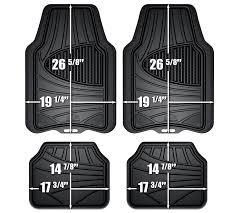 amazon com armor all 78840zn 4 black all season rubber